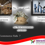 why ecommerce website fail